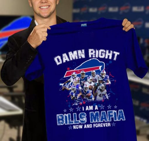 Damn right I am Bills Mafia now and forever