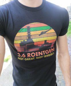 3.6 Roentgen not great, not terrible - Helicopter