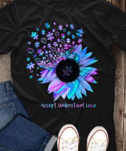 Accept understand love - Autism awareness