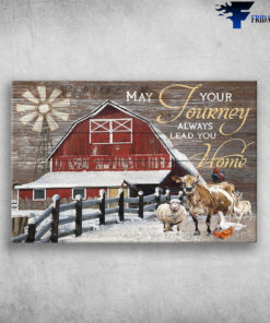 Animals, Farmhouse - May Your Journey, Always Lead You Home, Sheep, Cơ, Chicken, Duck