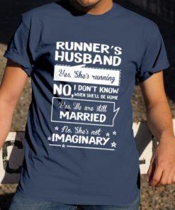 Runner's husband - She's running, she's not imaginary