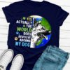 Yes actually the world does revolve around my dog - Dog and the earth
