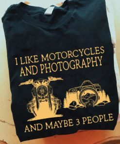 Motorcycles Photography – I like motorcycles and photography and mabe 3 people