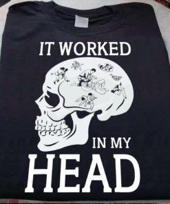 Skull Love Judo - It worked in my head