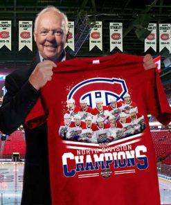 2021 North division Champions - Champion hockey team