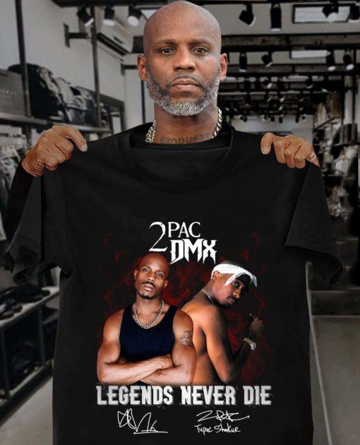 2pac DMX legends never die - DMX rapper