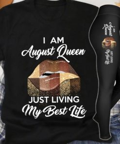 Sexy Lips - I am August Queen just living my best life