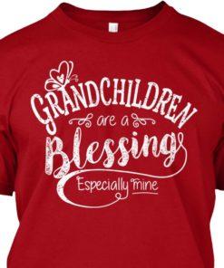 Grandchildren are a blessing especially mine