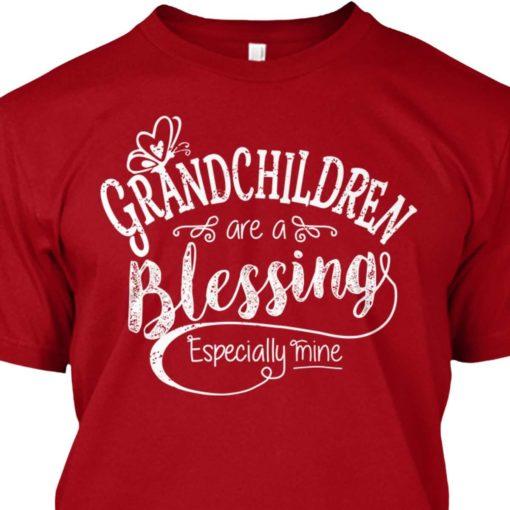 Grandchildren are a blessing especially mine - Grandparent and grandchildren