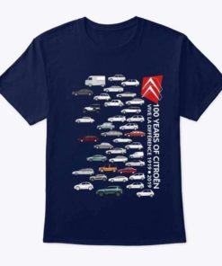 100 Years Of Citroen, 100 Years Anniversary, Citroen car brand