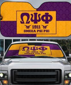 1911 Omega Psi Phi - Fraternity Autosun