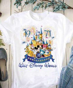 50th Anniversary Walt Disney world - Walt Disney cartoon, Mickey mouse movie