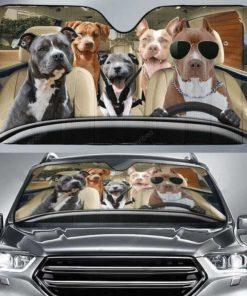 American Pit Bull Terrier, Dog Family