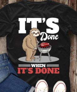 Sloth BBQ - It's done when it's done