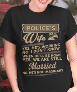 Police's wife - Husband and wife gift, marry a police