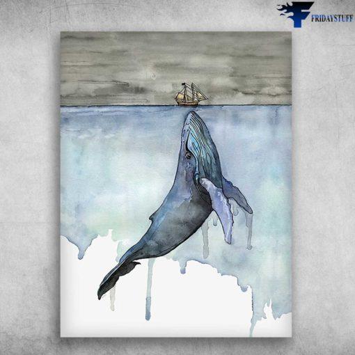 Sperm Whale, Sea Lover, Sailor's Gift