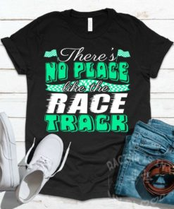 There's no place like the race track - Racing season, racer life